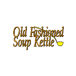 Old Fashioned Soup Kettle